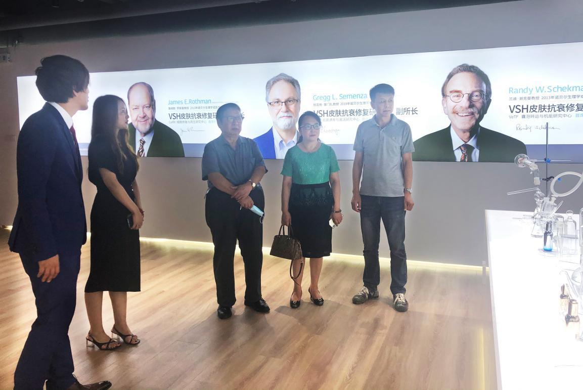 中国抗衰老促进会与日本皮肤医学研究院签订合作协议